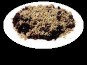 Свекла с черносливом и грецкими орехами / Sugar beet with prunes and walnuts
