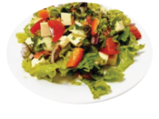 Греческий / Greek salad