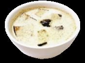 Сациви с баклажанами / Walnut sauce with aubergines