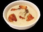 Сациви с семгой / Walnut sauce with salmon