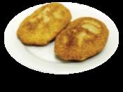 Кукурузная лепёшка / Bread of corn