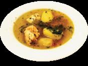 Уха / Fish soup