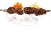 Шашлык из баранины / Shish kebab of lamb